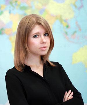 менеджер Анастасия